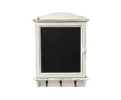 Ящик для ключей с грифельной доской