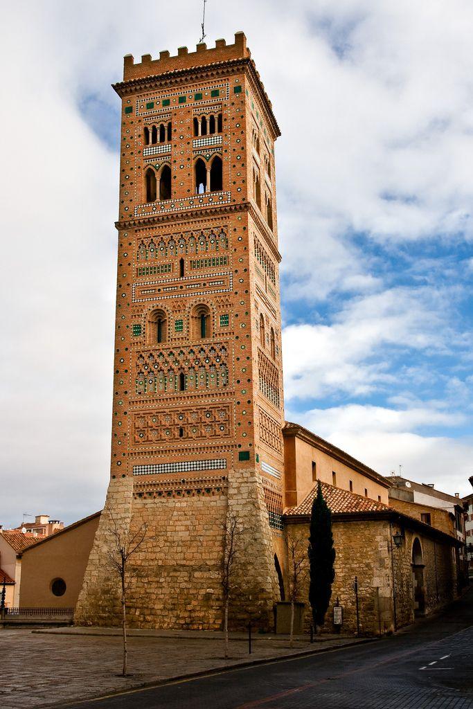 #9 - Mudejar Architecture of Aragon, Spain.