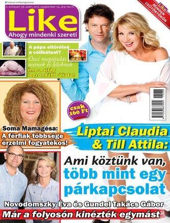 Liptai Claudia & Till Attila (2013.09.19.) #LiptaiClaudia #TillAttila