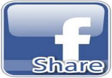 I have nearly 5000 friends on Facebook. I can share your links or any message for promotion. Most of my friends are from the US. You can send me text, video, image or just website links.If you want promotion on Twitter, Tumblr and Linkedin too, see gig extras.Please don't send anything spammy or adult stuff.