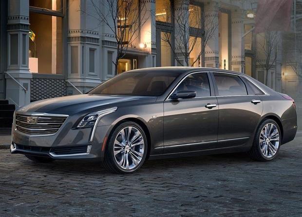 Cadillac CT6 : l'hybride rechargeable en Europe pour 2016