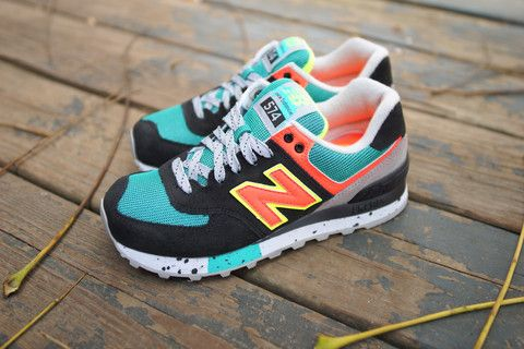 the best attitude f2677 a26a6 new balance 574 color