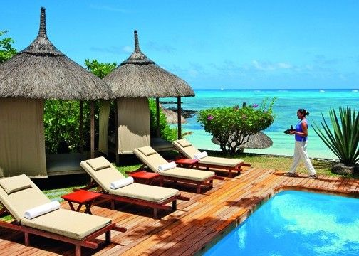 Mauritius... wash the winter blues away!