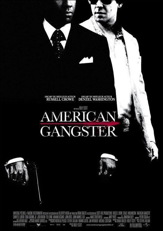 American Gangster (2007) EEUU. Dir: Ridley Scott. Thriller. Drama. Mafia. Drogas. Baseado en feitos reais - DVD CINE 1123