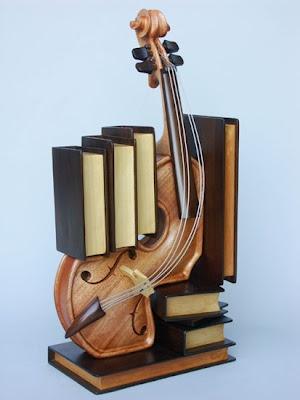 violinos super interessantes - mas.... ainda nao um stradivarious