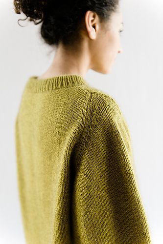 This modern interpretation of a classic dolman sweater is anything but ordinary. Worked in simple stockinette stitch, the main design detail becomes the perfectly placed full-fashioned decreases along the armhole edges. The body and sleeves are worked separately with deep raglan shaping (rather than the typical side-to-side approach) in order to create structure, and three-quarter length sleeves keep the oversized silhouette in balance. Worked in ultra-soft (and machine washable!) Zealana…