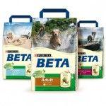 Free Purina Dog Food Beta Sample - Gratisfaction UK Freebies