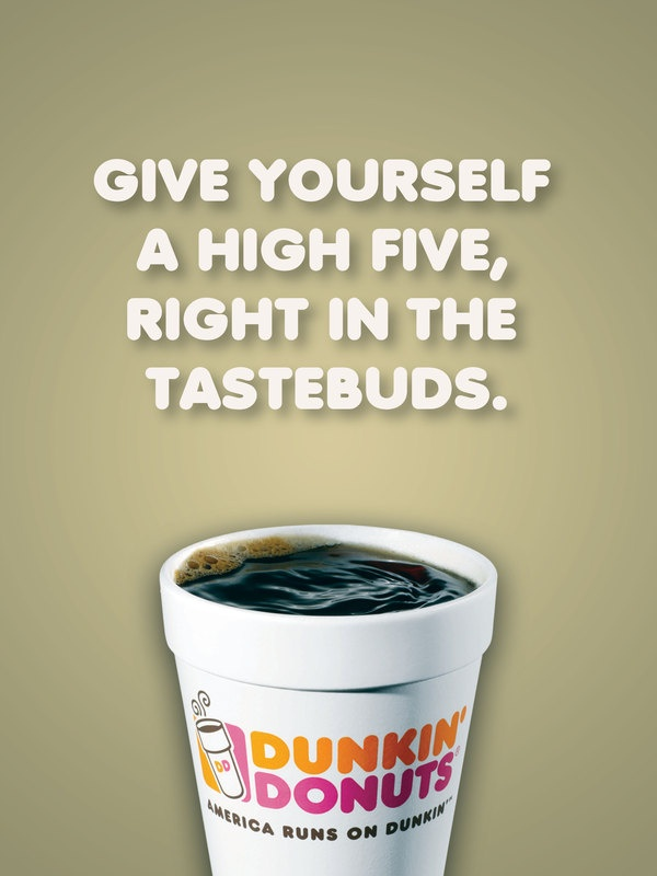Image result for dunkin donuts ads