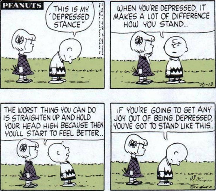 Peanuts Depression