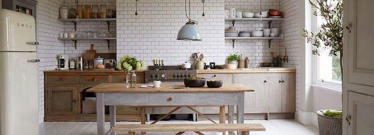 amoblamientos de cocina vintage - Buscar con Google