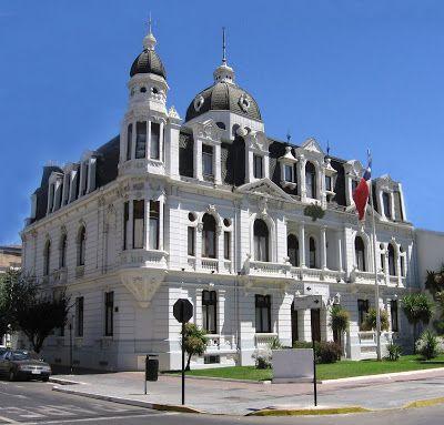 Palacio Polanco. Valparaíso. Chile.