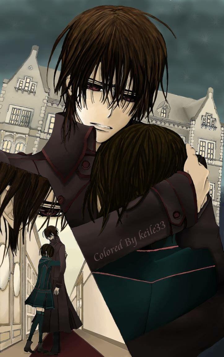 Pin de Tàlia em Vampire Knight.♥️ Kaname kuran, Anime