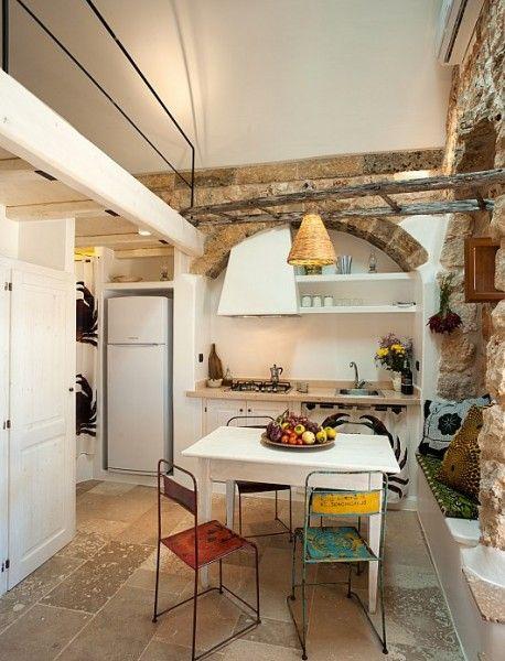 Characteristic #kitchen #Puglia