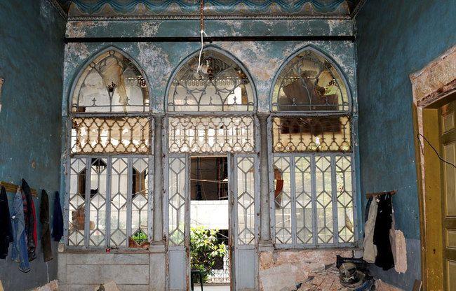 One of the Beirut old houses as photographed by Houda Kassatly Courtsey of Houda Kassatly  I