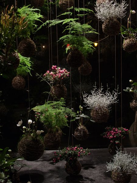 I had never heard of string gardens, but these are absolutely amazing! --These are the best ones I've seen.