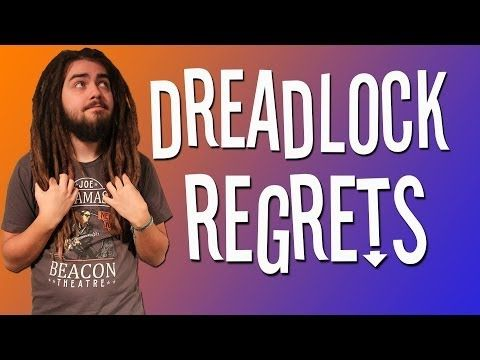 Lazy Dreads: Wax And Other Dreadlocks Regrets