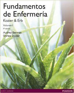 Fundamentos de Enfermeria 2 Tomos 9na Edicion - Kozier y Erb isbn 9788483228784
