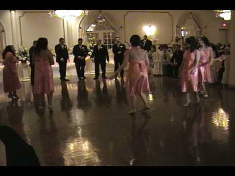 A Surprise Wedding Party Entrance Dance On May With Under 3 Hours Of Practice
