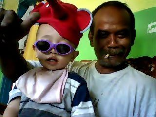with grandfather