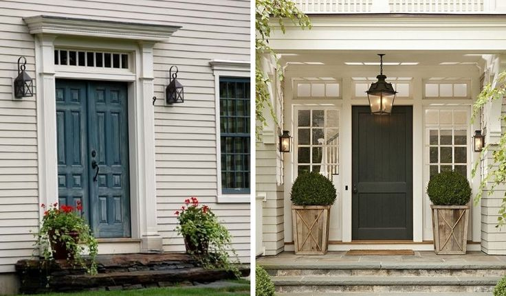Colonial Front Doors Gallery : Colonial Front Doors Ideas