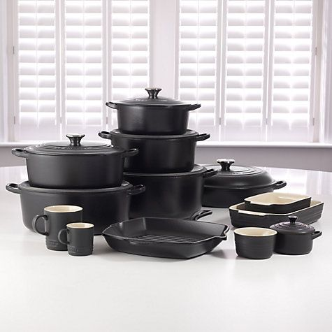 Buy Le Creuset Cookware Online at johnlewis.com                                                                                                                                                                                 More