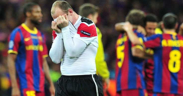 Barcelona Legend Xavi Reveals What Wayne Rooney Said to Him at End of 2011 Champions League Final