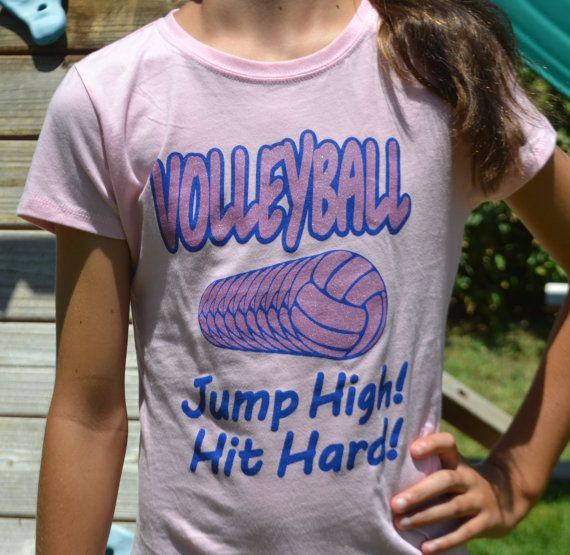 Hey, I found this really awesome Etsy listing at https://www.etsy.com/listing/193164262/volleyball-shirt-girls-volleyball-shirt