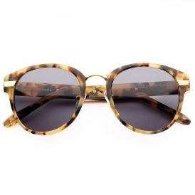 alexander wang - aw9c5 t-shell circular sunglasses (tortoise) - Alexander Wang | 80's Purple - StyleSays