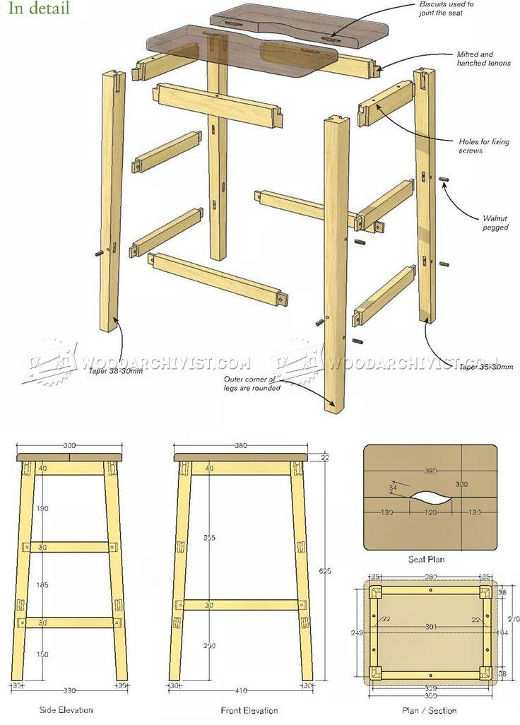 Mejores 96 im genes de souvenirs de carpinteria en for Planos de carpinteria de madera