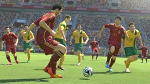 Pro Evolution Soccer 2014 World Challenge 3