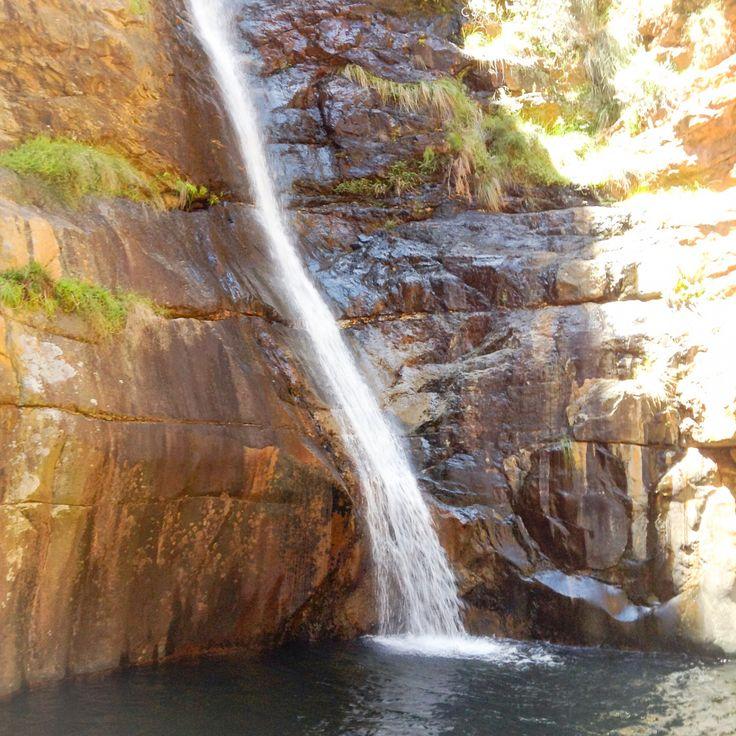 Meiringspoort waterfall, Western Cape