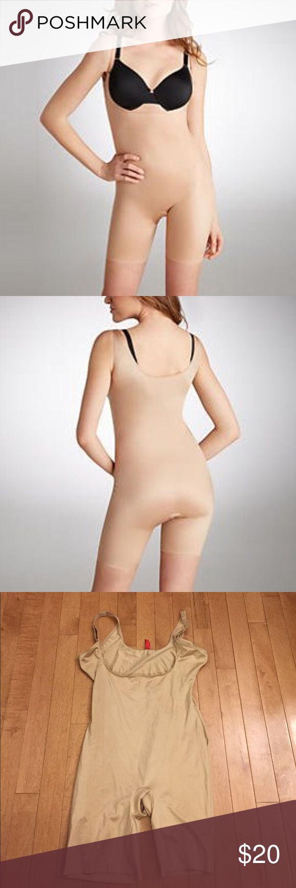 Spanx Size Large Simplicity Under Bust Shaper Excellent Condition! Size Large Spanx Shaper SPANX Intimates & Sleepwear Shapewear