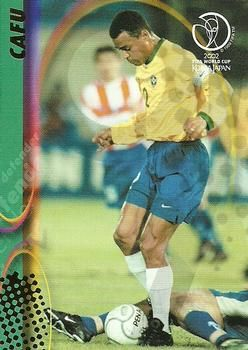 2002 Panini World Cup #31 Cafu Front