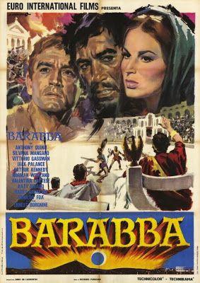 El Cine de Romanos: Barrabás ( 1961 )
