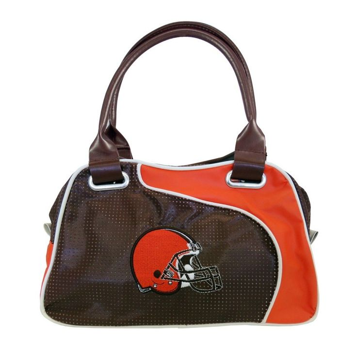 NFL Cleveland Browns Perf-ect Bowler Purse