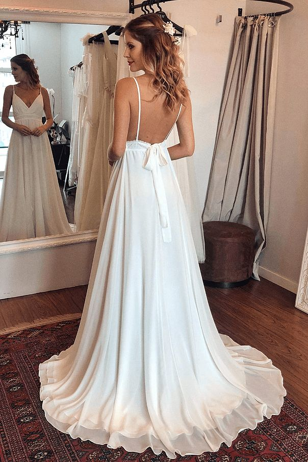 Vestidos de Noiva Longo | Atelier LUIT | Vestido de noiva in 2019 | Cute wedding dress, Wedding, Wedding gowns