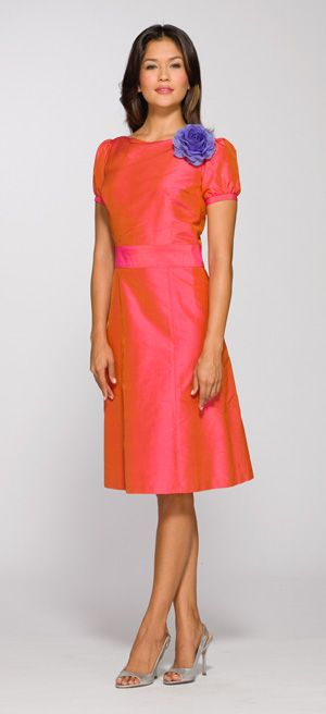 another good bridesmaid dress option for me from aria