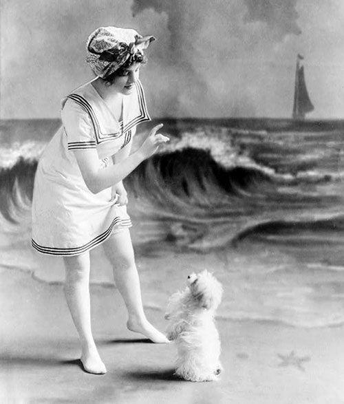 Victorian Bathing Suit | Sport vintage