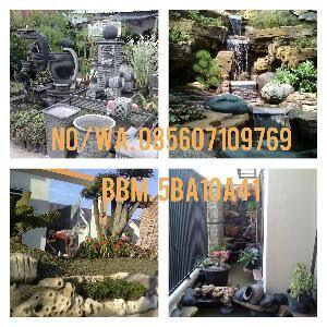 Kami bergerak dibidang lanscape,meliputi pembuatan taman,taman minimalis,kolam renang,kolam hias,carport,gasebo,ornamen,waterwall,pagar,cat...
