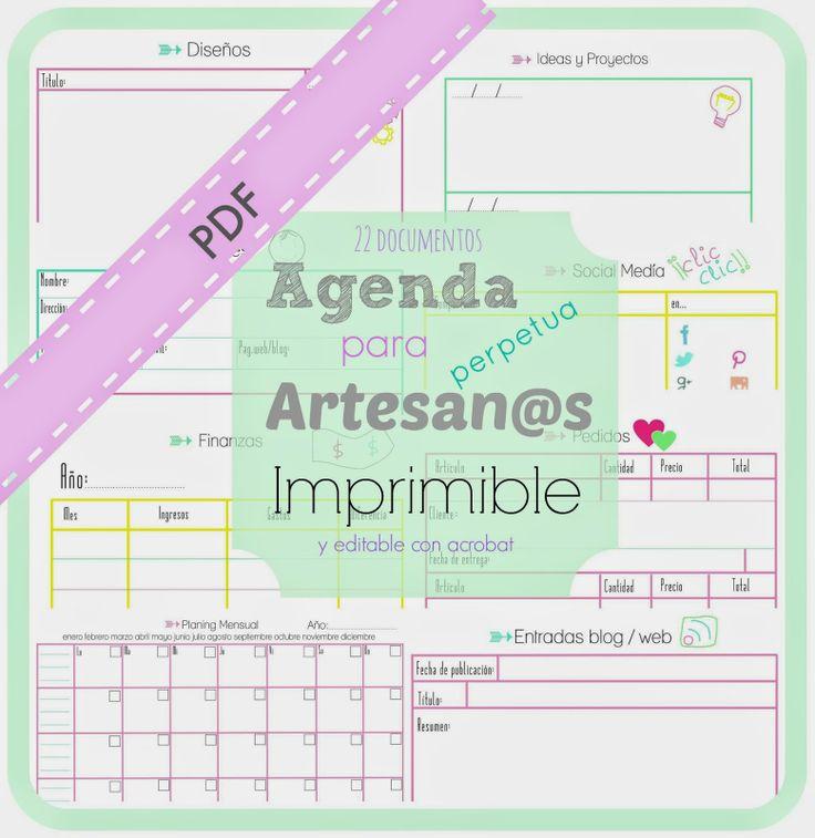 Kokolito Desing: ♥♥Artesana organizada y práctica vale por 2!!