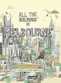 All the Buildings in Melbourne | Benn's Books