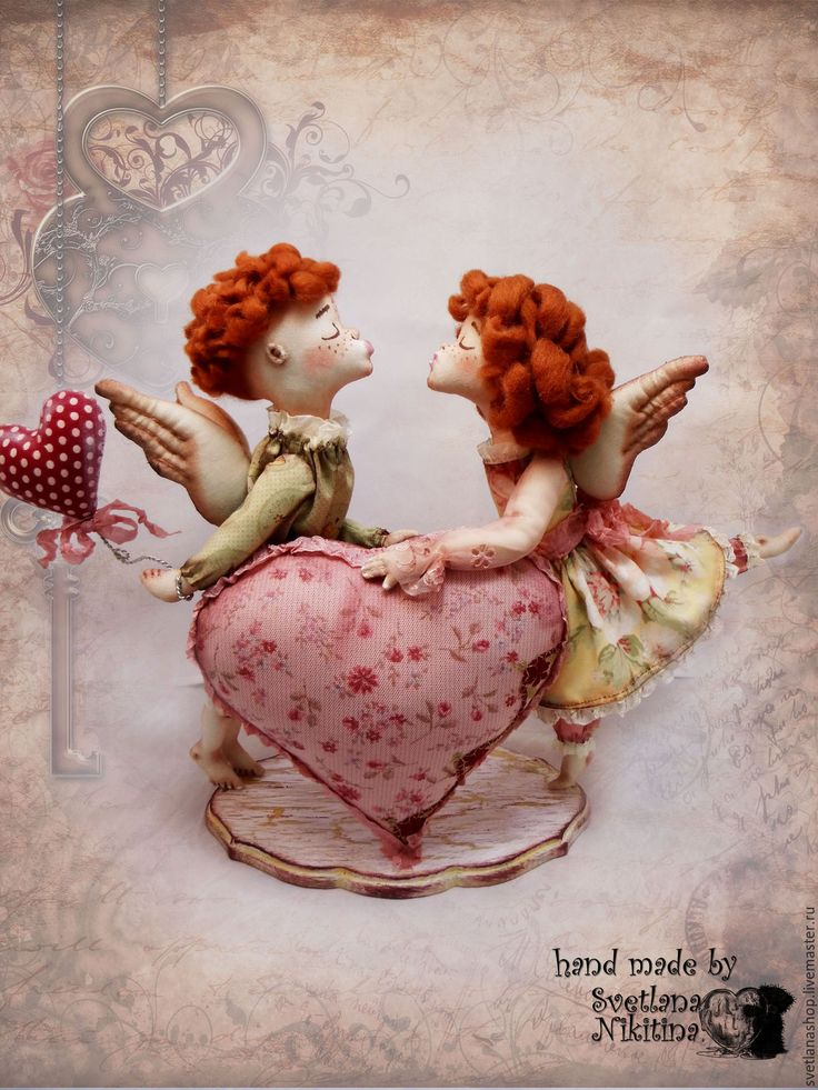 """Купить Интерьерная композиция """"Любовь"""". - любовь, День Святого Валентина, День всех влюбленных"""