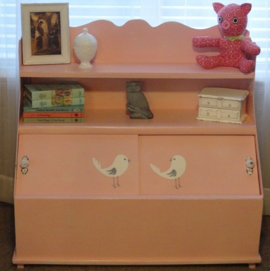 I Remember These Toy Box Bookcase Combos