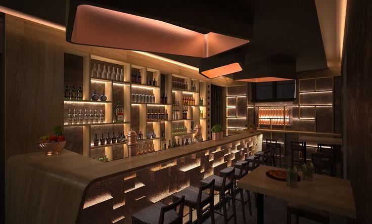 Bar design option 2