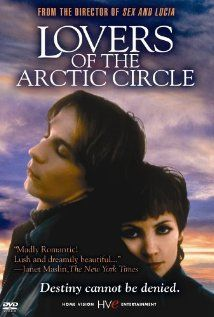 Los amantes del Círculo Polar - Lovers of the Arctic Circle Poster (1998) - Julio Medem