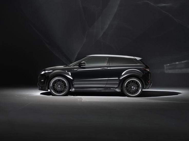 2013 Hamann Range Rover Evoque