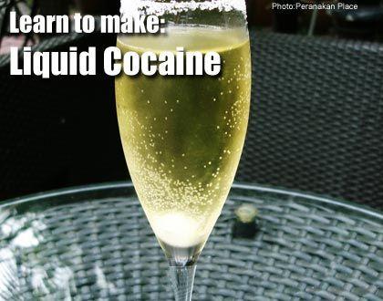 "Liquid cocaine... Best drink ever! Vodka, champagne, redbull and a sugar cube. www.LiquorList.com ""The Marketplace for Adults with Taste!"" @LiquorListcom #LiquorList.com"
