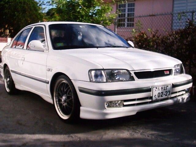 Ufff Toyota Tercel 99