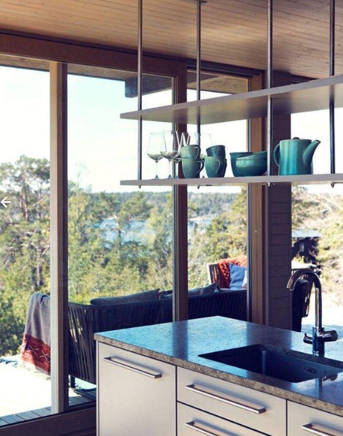 Pin On Floating Shelves Kitchen