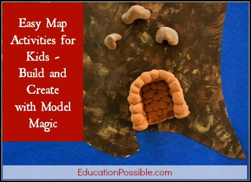 5 Easy Colonial America Map Activities for Kids ~EducationPossible.com